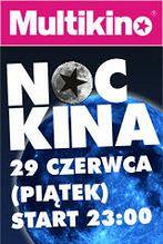 Noc Kina w 26 kinach, w całej Polsce!