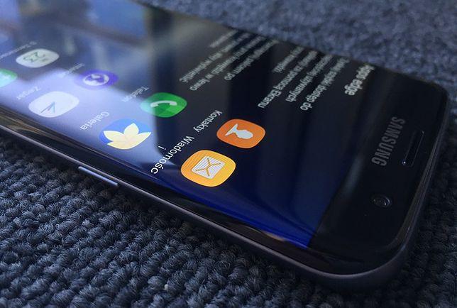 TEST: Samsung Galaxy S7 Edge - naprawdę bliski ideału