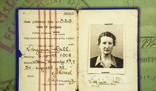 Dokumenty Virginii Hall z czasów jej służby w dyplomacji