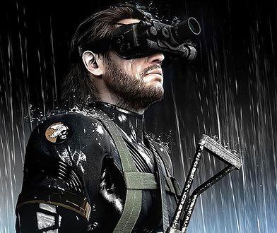 """Zrzut ekranu z """"Metal Gear Solid V: Ground Zeroes"""""""