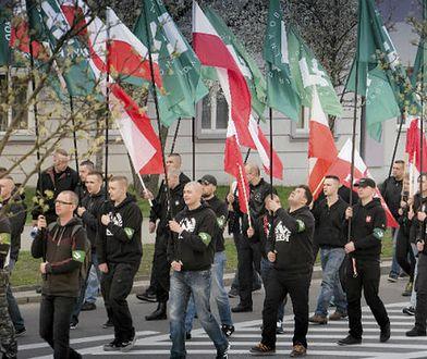 Kontrowersyjny marsz ONR. Problemem jest to, że nauczyli się działać w granicach prawa?