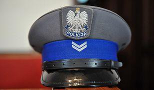 Uroczystości święta policji na Zamku Królewskim