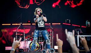 Warszawa. Guns N' Roses zagra w Polsce. Znamy datę