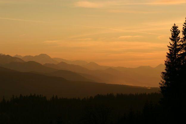 Po zmierzchu nie wolno wędrować po Tatrach