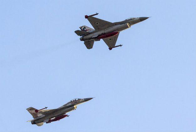 Izraelskie F-16