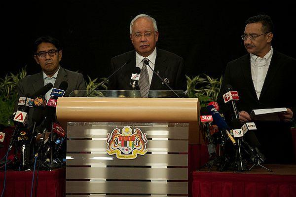 Premier Malezji: zaginiony boeing spadł do Oceanu Indyjskiego