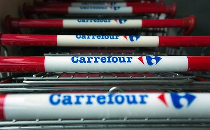 Carrefour uruchomił w Polsce sklep internetowy
