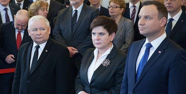 Duda i Kaczyński nie porozumieli się ws. ustawy o KRS. Spór o kluczowy zapis