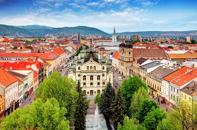 Ostrawa jest trzecim co do wielkości miastem w Czechach