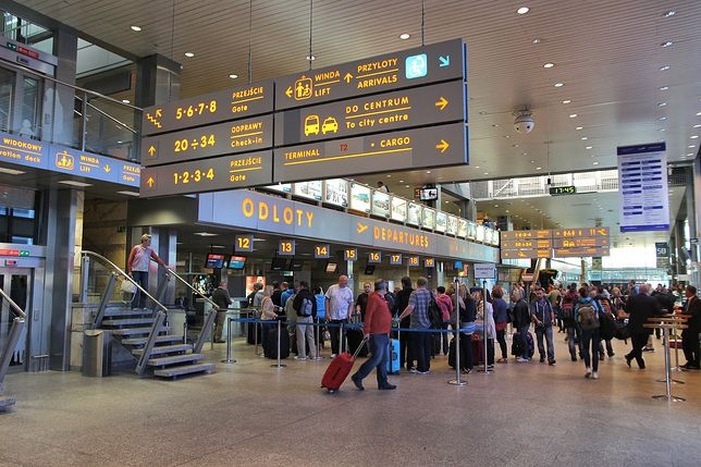 Ponad 30 mln podróżnych na lotniskach regionalnych. Padł rekord