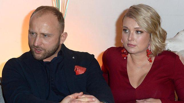 Justyna Nagłowska i Borys Szyc niedawno ponownie zostali rodzicami.