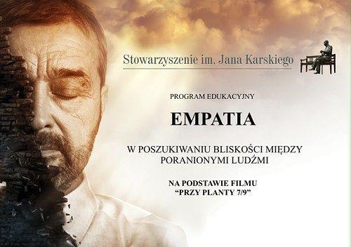 """""""EMPATIA - w poszukiwaniu bliskości między poranionymi ludźmi"""""""