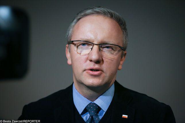Krzysztof Szczerski ma być w gronie kandydatów na objęcie prestiżowej funkcji w NATO