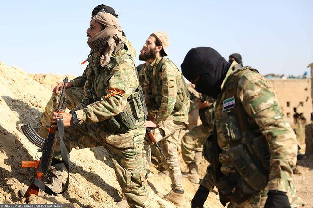 To już czwarty dzień tureckiej inwazji na Syrię