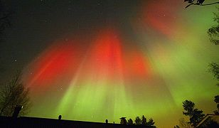 Astronom: w najbliższych dniach warto wypatrywać zórz polarnych