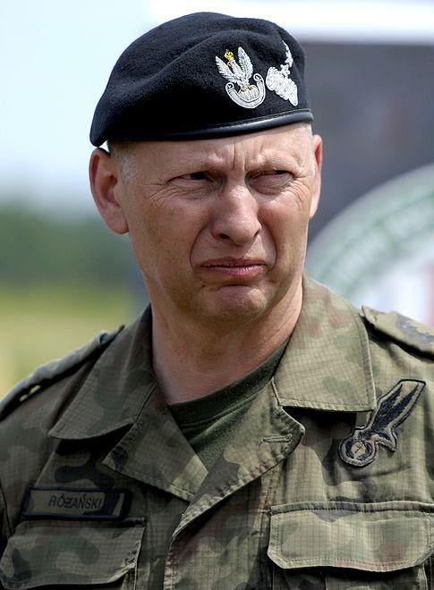 Generał Mirosław Różański kandydatem na prezydenta?