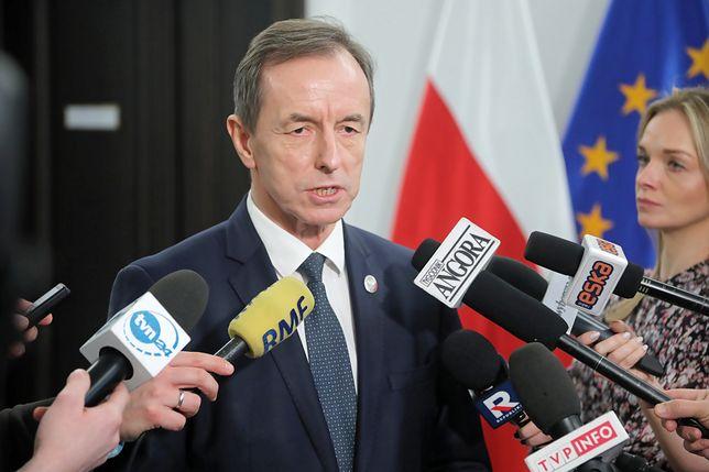 Prof. Agnieszka Popiela zarzuciła marszałkowi Senatu Tomaszowi Grodzkiemu korupcję