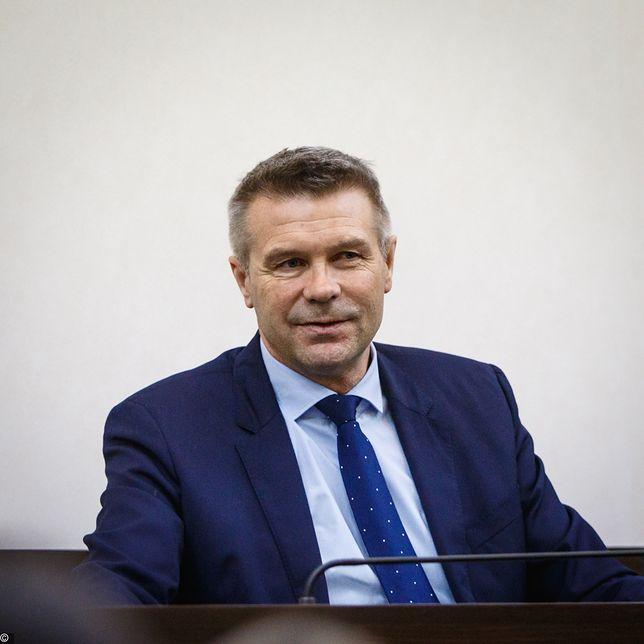 Prezydent Kielc Bogdan Wenta