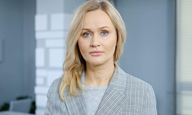 Prawniczka Barbara Giertych, żona Romana Giertycha