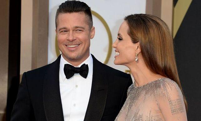 Znamy szczegóły ślubu Angeliny Jolie i Brada Pitta