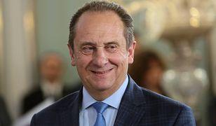 Wiceminister rozwoju Andrzej Gut-Mostowy