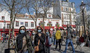 Koronawirus. We Francji przez ostatnią dobę zdiagnozowano ponad 20 tys. zakażeń