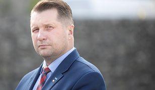 Przemysław Czarnek jako jedyny nie wziął udziału w zaprzysiężeniu rządu