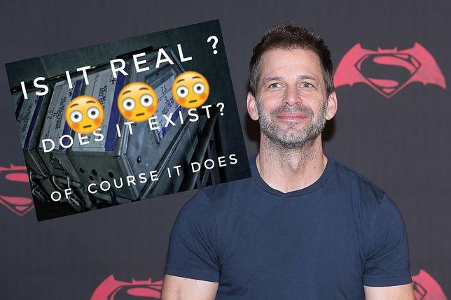 Okazuje się, że fani mieli rację, ufając Zackowi Snyderowi