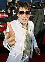 Tom Cruise boi się wyzywania od świrów