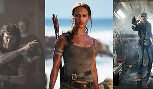 """""""Twarz"""", """"Tomb Raider"""" i """"Player One"""" to najciekawsze premiery pierwszego weekendu kwietnia"""