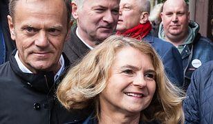 Małgorzata Tusk jak córka lansuje trendy na wiosnę