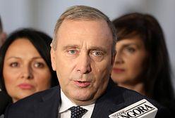 """Grzegorz Schetyna """"zdumiony"""" odrzuceniem propozycji Donalda Tuska. """"Nieodpowiedzialne"""""""
