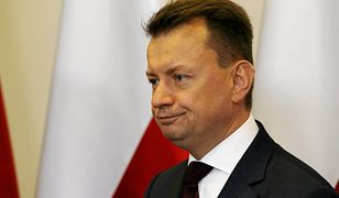 Błaszczak stwierdził, że to poprzedni rząd dopuścił RAŚ do współrządzenia na Śląsku.