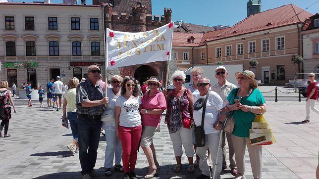 Dzięki Regionalnemu Programowi Operacyjnemu Województwa Lubelskiego realizowane są inicjatywy aktywizujące osoby starsze.