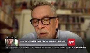 """Jarosław Kaczyński """"wykona wyrok"""" na Zbigniewie Ziobrze? Jacek Żakowski: """"prezes PiS stworzył potwora"""""""