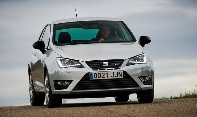 Nowy Seat Ibiza Cupra od 78 100 zł