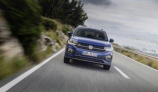 Widoczność w nowym Volkswagenie T-Cross jest na fantastycznym poziomie