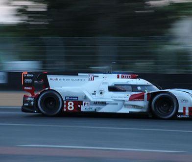 Audi bez szczęścia w Le Mans