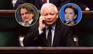 Kaczyński biznesmenem, mecenas Nowaczyk obciąża CBA, a Ewa Kopacz tropi dinozaury. Polacy mogą się w tym zagubić.
