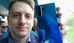 Dawno żaden smartfon nie zrobił tyle szumu co Huawei P30