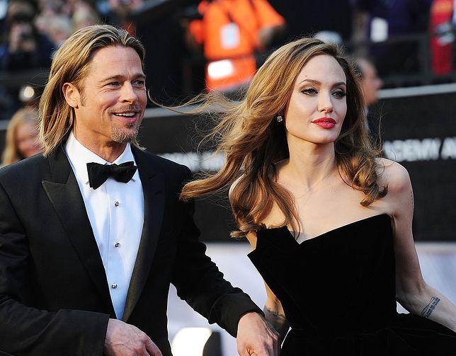 Angelina Jolie i Brad Pitt byli parą przez 12 lat.