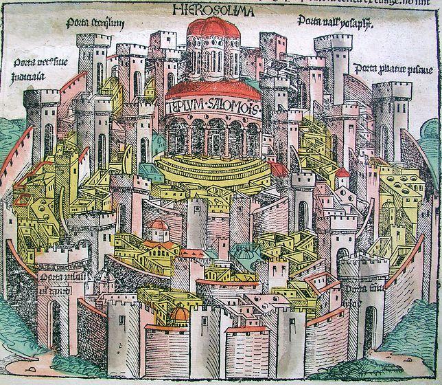 10 cudów średniowiecznego świata. Miejsca, które olśniewały wędrowców
