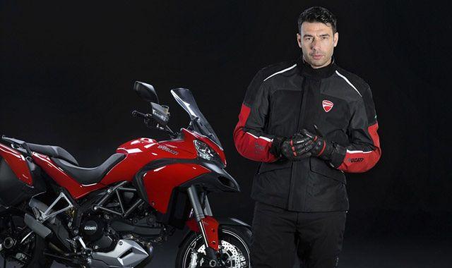 Ducati i Dainese: bezpieczeństwo motocyklistów