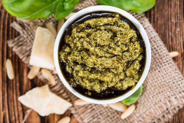 Pesto - przysmak dla leniwych