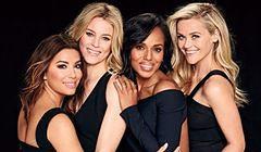 """Wpływowe kobiety Hollywood w sesji dla """"Entertainment Weekly"""""""