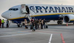 Koniec lotów z Warszawy do Gdańska i Wrocławia. Ryanair wstrzymuje połączenia