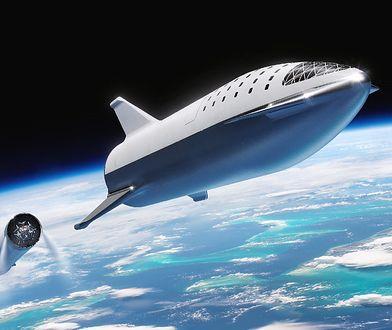 Starship od SpaceX już niedługo poleci w kosmos