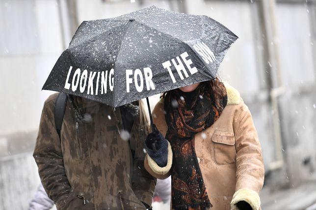 Intensywnych opadów deszczu należy się spodziewać na północy, na wschodzie oraz lokalnie na południu kraju