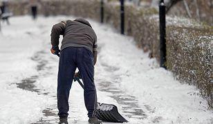 W ciągu najbliższych godzin w Polsce może spaść sporo śniegu