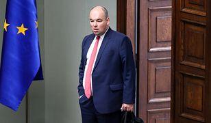 Zagraniczne podróże Jana Dziedziczaka kosztowały podatników 80 tys.